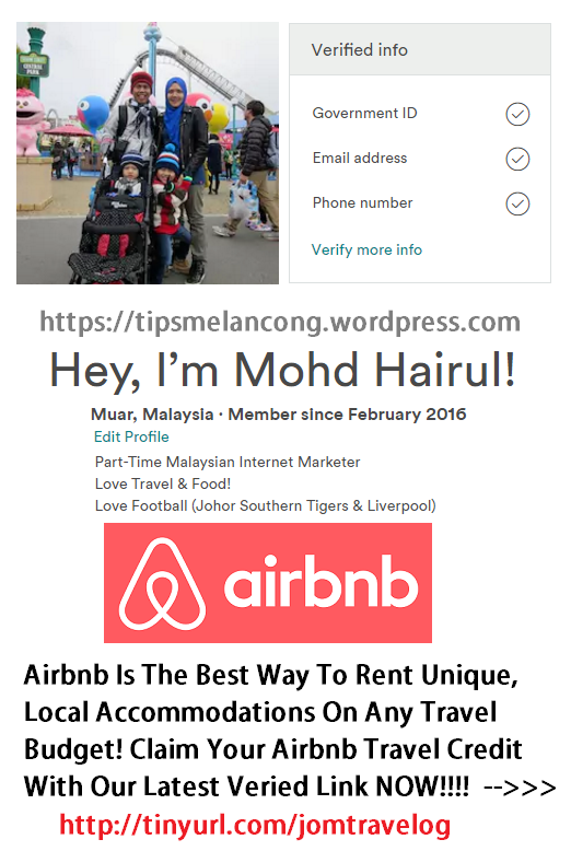 airbnb, airbnb review, apa itu airbnb, pengalaman bercuti melalui airbnb, percutian murah airbnb, sewaan rumah airbnb, sewaan apartment airbnb, sewaan bilik airbnb, cara tempahan airbnb, tips mengenalpasti rumah yang sesuai airbnb, tips kenalpasti host airbnb yang sesuai, pengalaman melancong ke jepun, pengalaman melancong ke jepun dengan airbnb, airbnb coupon, pengalaman melancong dengan airbnb, pengalaman melancong ke hongkong disneyland, pengalaman melancong ke gold coast australia, pengalaman melancong ke gold coast australia menggunakan airbnb